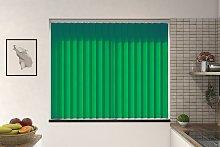 Palermo Pine Green Vertical Blind