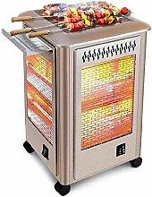 Palm kloset . Multifunctional Fireplace Electric
