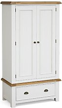 Palmers 2 Door Wardrobe August Grove