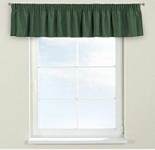 Panama Curtain Pelmet Dekoria Size: 260cm W x 40cm