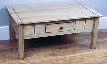 Panama Living Room Range: Lamp Table