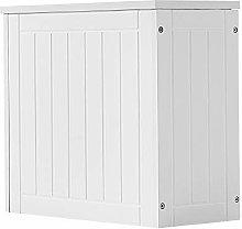 Panana Bathroom Laundry Cabinet Box Small Wooden