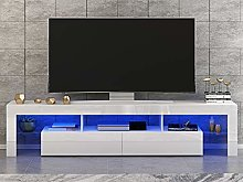 Panana Designs High Gloss Front 200cm LED TV