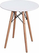 Panana Eiffel Dining Table 60cm Round Table with