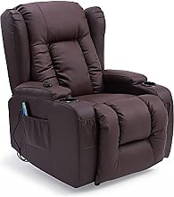 Panana Electric Recliner Chair Faux Leather