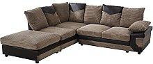 Panana Fabric Corner Sofa Modern Lounge Sleeper