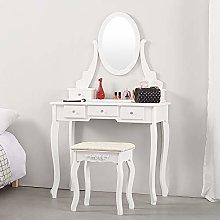 Panana Girls Dressing Table Make Up Desk Vanity