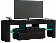Panana LED TV Cabinet with LED, Elegant Household