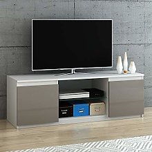 Panana LED TV Cabinet with LED Light strip,TV