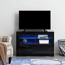 Panana LED TV Stand Cabinet Unit Modern 100cm