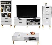Panana Living Room Furniture Set 4 Piece Set