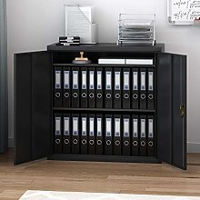Panana Metal Office Filing Cabinet Tall Storage
