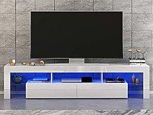Panana Modern 130cm LED TV Stand Living Room