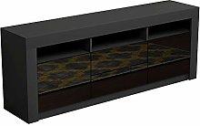 Panana Modern TV Stand Cabinet Unit High Gloss