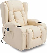 Panana Recliner Chair Bonded Leather Armchair
