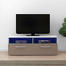 Panana RGB LED TV Stand Cabinet Unit Modern 100cm