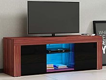 Panana RGB LED TV Stand Cabinet Unit Modern 120cm