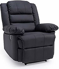 Panana-S Leather Recliner Armchair Sofa Home