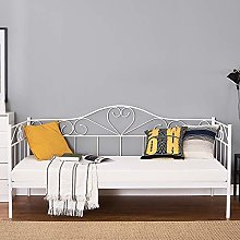 Panana Single Day Bed Metal Guest Bed Frame Sofa