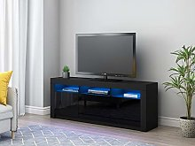 Panana TV Cabinet for Living Room High Gloss Front