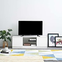 Panana TV Stand Cabinet Unit Modern TV Desk With