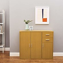 PananaHome Modern Sideboard Storage Cabinet