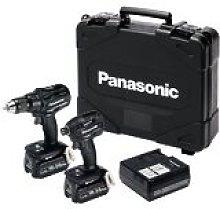 Panasonic EYC217LJ2G 18V Combi & Impact Driver