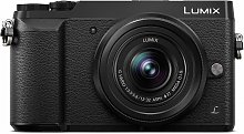 Panasonic Lumix GX80 Mirrorless Camera, 12-32mm