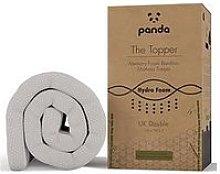 Panda London Memory Foam Bamboo Mattress Topper