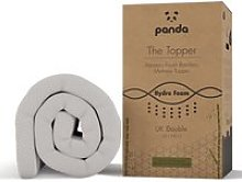 Panda Memory Foam Bamboo Mattress Topper - Double