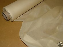 Pandoras Upholstery 10 Mts Cream Cotton Muslin