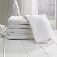 Pandoras Upholstery 10 Mts White 100% Cotton Soft