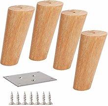 Panduo Furniture feet 4 Pack Furniture Legs