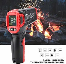 Pangding Infrared Thermometer, Digital LCD