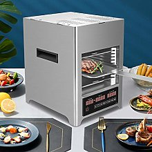 PaNt Infrared Steak Grill Electric Grill Using