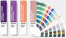 Pantone GP1605A Solid Guide Set Colour, Multicolor