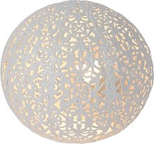 Paolo 13cm Table Lamp Lucide Shade colour: Gold