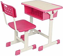 papasbox Children's Study Desk Chair Set, Kids
