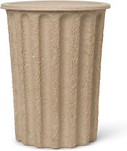 Paper Basket - / Lid - 100% recycled,