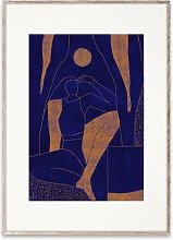 Paper Collective - Mujer Calor Print - 50x70cm -