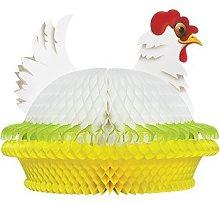 Paper Fantasies - Honeycomb Paper Easter