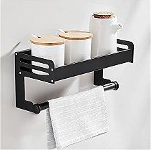 Paper Roll Holder Towel Hanger Kitchen Paper Towel