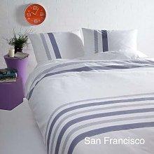 Papillon Bedding Set, Satin, Navy, 240x200/220 +