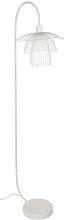 Papillon Floor lamp - / H 150 cm by Forestier White