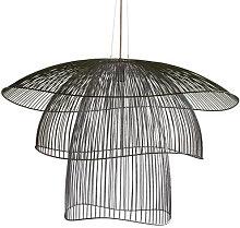 Papillon Large Pendant - Ø 100 cm by Forestier