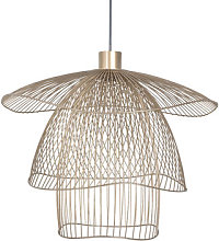 Papillon Small Pendant - / Ø 56 cm by Forestier