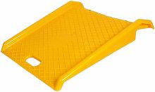 PAR01 Portable Access Ramp 450kg Capacity - Sealey