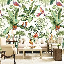 Paradise Garden Mural Wallpaper (SqM)