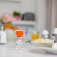 Paradox Egg Timer, Light Orange, 7,5cm