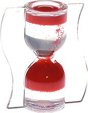 Paradox Tango Sand Timer 5 Minutes in 6 Colours